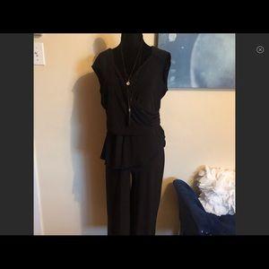 CARTISE/CLIENTELE sweater & Capri pants